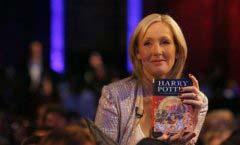 当今世界最有钱的十大作家,JK罗琳10美元排榜首