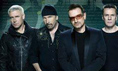盘点全球十大收入最高的音乐人,U2乐队名列第一