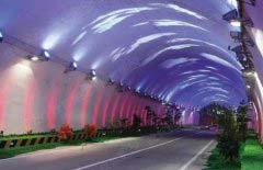 中国高速路上最长的十大隧道 秦岭终南山隧道第