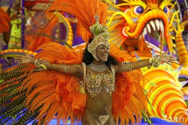 巴西里约狂欢节
