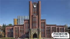 2018年日本大学排行榜 东京大学排名榜首
