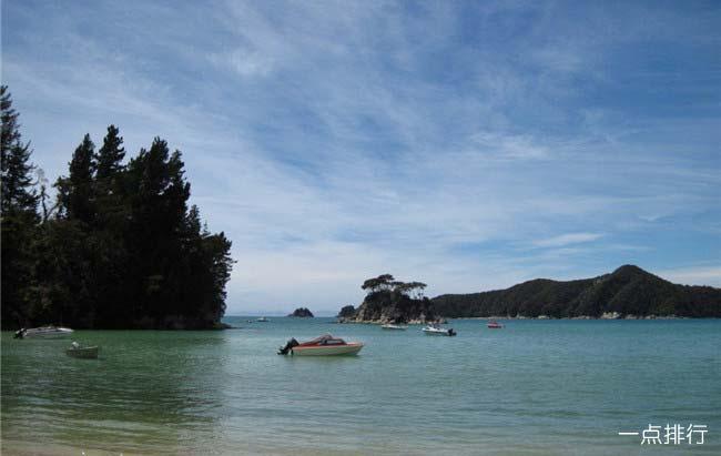 南岛阿贝尔塔斯曼国家公园