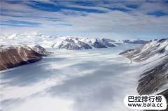 世界上最冷的地方是哪里,南极洲最低零下100度