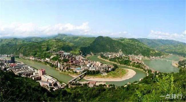 陕西省旬阳县