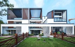 上海十大豪宅别墅排名 第一名是严家花园
