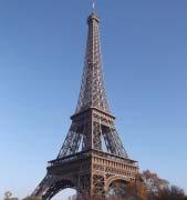 法国巴黎十大旅游景点 浪漫法国巴黎旅游景点