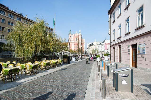 斯洛文尼亚卢布尔雅那