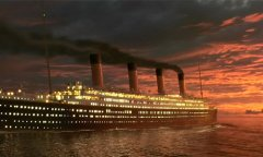 世界知名十大沉船事件 泰坦尼克号死伤最惨烈