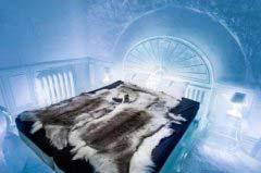 世界上最奇葩的十大酒店 瑞典冰之旅馆排第一