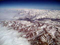 世界上最长的山脉排名 喜马拉雅山脉仅排名第五