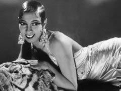 世界十大著名美女间谍 约瑟芬贝克是黑人女歌星