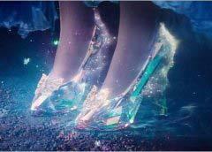 世界上最漂亮的10大公主鞋 第一名灰姑娘水晶鞋