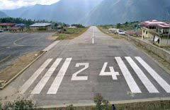 世界上最危险的10大机场 中国广西河池机场上榜