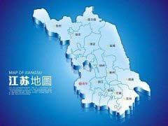 2018年江苏省各城市GDP总量排名 苏州市排第一名