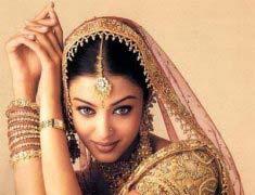 印度十大美女明星排行榜 谁是你心中的女神