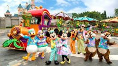 全球十大最受欢迎的儿童乐园 迪士尼排第一位