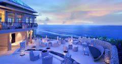 全球十大最美五星级海滨酒店