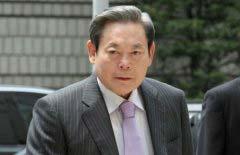 2019年韩国富豪排行榜前十名 李健熙排第一名