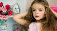 世界最美的四大童模 中国仅一人上榜