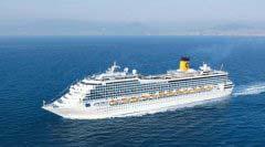 世界十大超大型邮轮排名 世界豪华邮轮排行榜