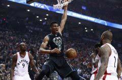 NBA25岁以下十大球星排名 字母哥排名榜首