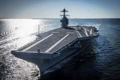 全球现役十大航母排名 福特级世界第一当之无愧