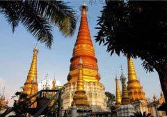 缅甸有什么好玩的地方 缅甸有名的景点推荐