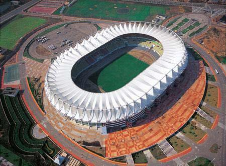 中国体育馆排名  NO:7    青岛国信体育场