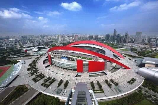 中国体育馆排名  NO:10  南京奥林匹克体育中心