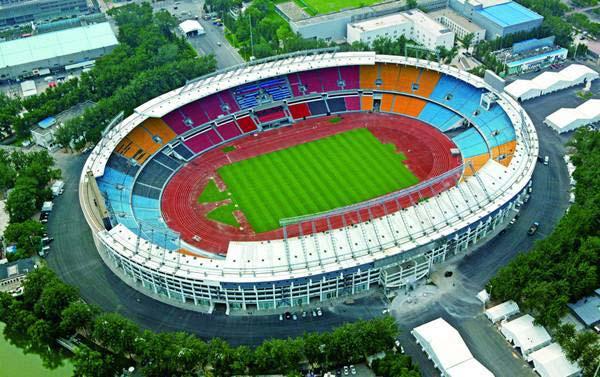 中国体育馆排名  NO:3    北京工人体育场