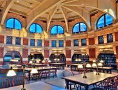 盘点美国十大最美图书馆,真的是美爆了!