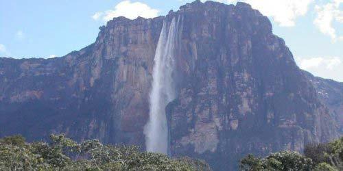 世界上落差最大的瀑布前十排名 安赫尔瀑布第一