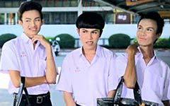 泰国十大经典校园剧排行 《荷尔蒙》上榜单