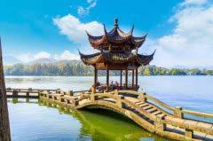 2019年杭州旅游必去十大景点,首选杭州西湖!