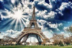 埃菲尔铁塔现在可以上去吗?怎么上去呢?