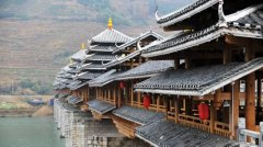 全球十大最不可思议的桥梁 中国风雨桥榜上有名