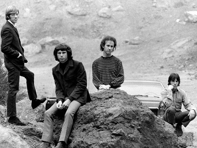 大门乐队 The Doors