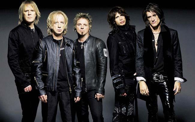 空中铁匠乐队 Aerosmith