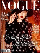 全球十大时尚杂志排名榜 《Vogue》杂志最受欢迎