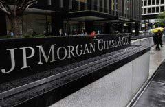 美国十大银行最新排名 摩根大通排在第一名