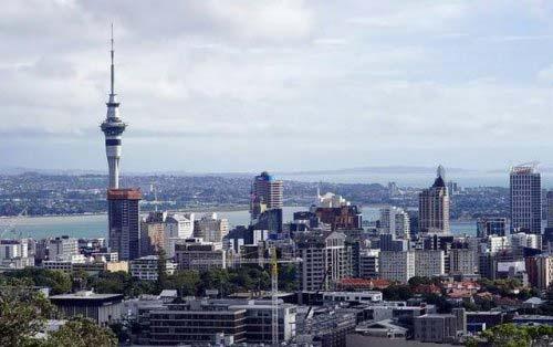 全球十大最美的国家,新西兰加拿大榜上有名