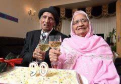 盘点世界最长寿夫妇,夫妻年龄相加213岁