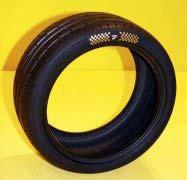 世界上最贵的车轮胎多少钱 四颗一组价值60万美