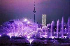世界上最高的三大喷泉排名 迪拜音乐喷泉排第三