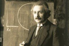 世界十大天才科学家 爱因斯坦排在首位