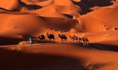 世界十大自然地质奇观 撒哈拉沙漠排在首位