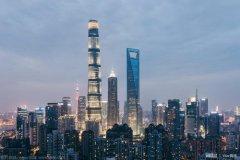 2019上海十大高楼排名 冠军非上海中心大厦莫属
