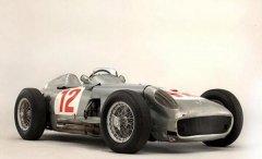 世界十大最贵的奔驰车排名 F1赛车拍出1.93亿元