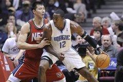 盘点易建联NBA十大最高分比赛,最高拿下31分!