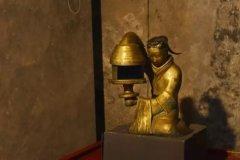 中国天下第一灯;长信宫灯在哪个博物馆